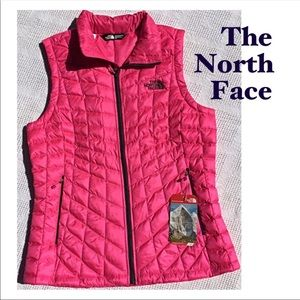 NEW LIST! The North Face puffer vest